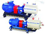 Washing solutions and technical liquids heating system