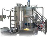 Линия по производству сгущеного молока